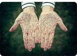 Jesus hands